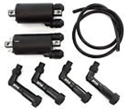 Ignition Coils Caps and Wire - Compatible with Honda CB650 GL1100 GL1200