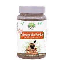 Aryan Ashwagandha Powder 100g (Pack of 2) – Organic Powder – Supports Stress Anxiety – Promotes Immune System – Healthy Joint Health