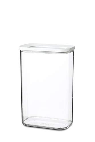 1Stück Volume: 425ml Materiale Behälter und Deckel: styro-acrylnitril-copolymer Materiale dichtungsring: polyethylen Farbe: Klar/Weiß