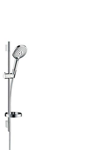 hansgrohe regendans Select S doucheset 2 0.65m Douchestang 3 Spray modes + EcoSmart water saving Chroom