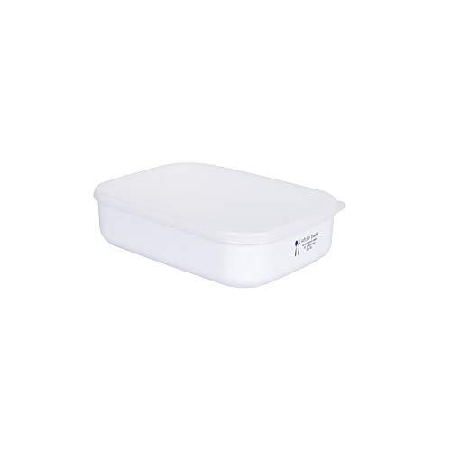 YUANDAKEJI Boîte de Rangement pour Aliments congelés Stockage scellé Fruits rectangulaires spécial réfrigérateur Cuisine 600ML