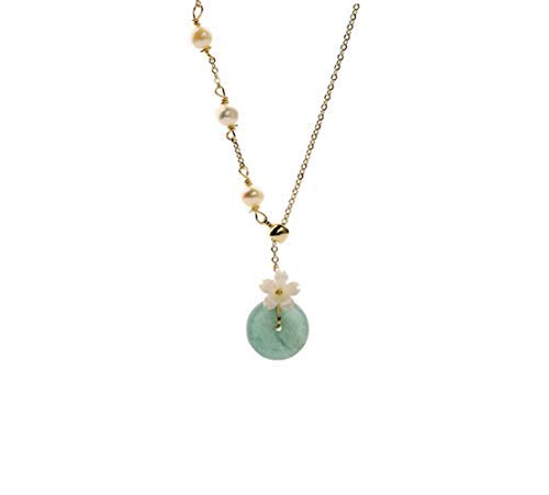 NW 1776JadeNecklace, Donuts, Shell …