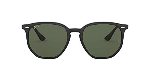 Ray-Ban 0RB4306 Gafas de Sol, Black, 54 Unisex