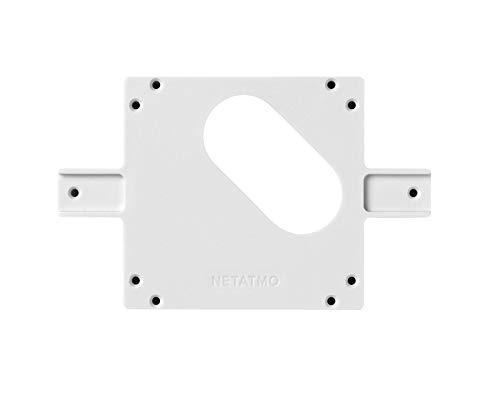 Netatmo NTA-SCA adapter voor 3 inbouwplaatsen voor intelligente thermostaat
