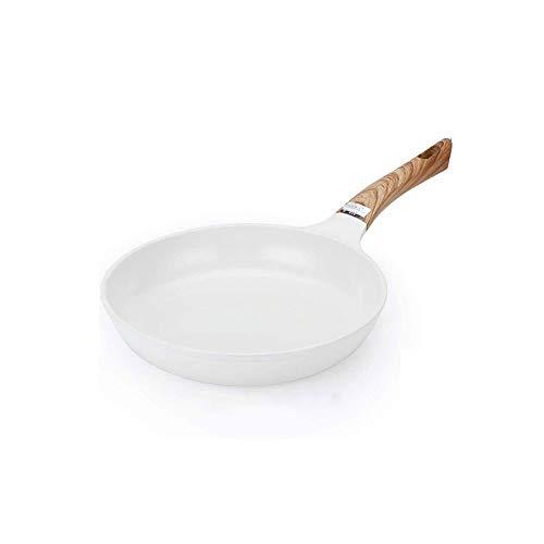 ZCJUX Lo nuevo complemento alimenticio bote de fondo plano antiadherente sartén pequeña olla de Hogares Cocinar la cacerola