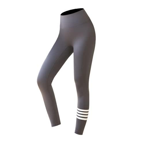 Leggings de Cintura Alta Push-ups Deportes Mujeres Fitness Correr Pantalones de Yoga energía Pantalones Delgados sin Costuras Gimnasio Leggings BM