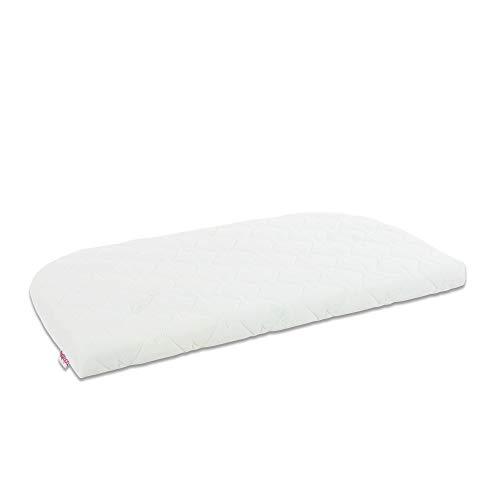 babybay Drap-Housse Excellent au Changement Ultrafresh Convient pour Le modèle Original, Blanc