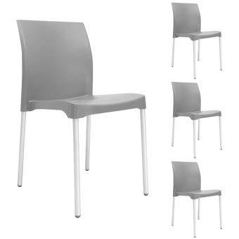 silla plastico de la marca Mundo In