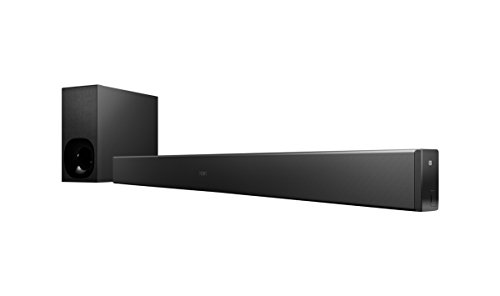 Affordable Sony HTNT3 450W Hi-Res Sound Bar with Wireless Subwoofer