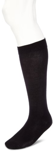 Hudson 014930 Relax KLIMA Chaussettes Montantes, Noir (Black 0005), FR (Taille Fabricant : 43-46) Homme