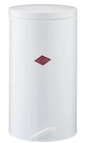 WESCO (ウェスコ) キッチンペダルビン&メタルライナー ∅31×H57cm ホワイト 128731-01
