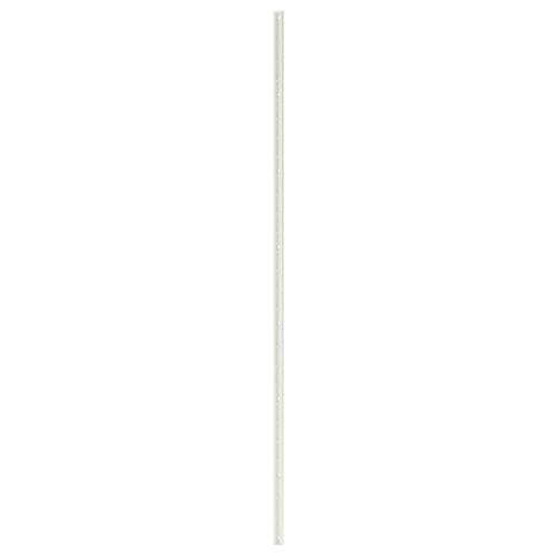 IKEA(イケア) ALGOT 196 cm 80218533 壁用支柱、ホワイト