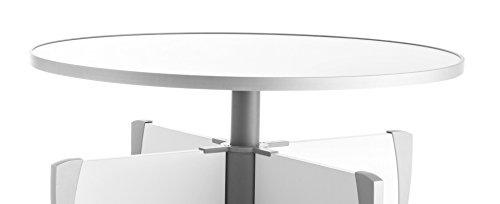 Moll Finishing Top Shelf for Deluxe Binder & File Carousel Shelving, White (CLS-80)
