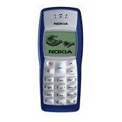 Nokia CC-136D 1100 Bright BLUE Cover