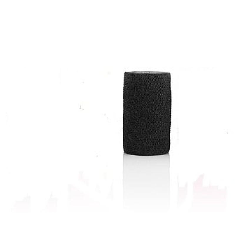 予感知覚する安全でないボンテージ用バンテージ(黒)
