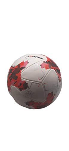 Pallone Cooper da calcio, calcio e sala, giocattolo sportivo, unisex, per allenamento o competizione, multicolore