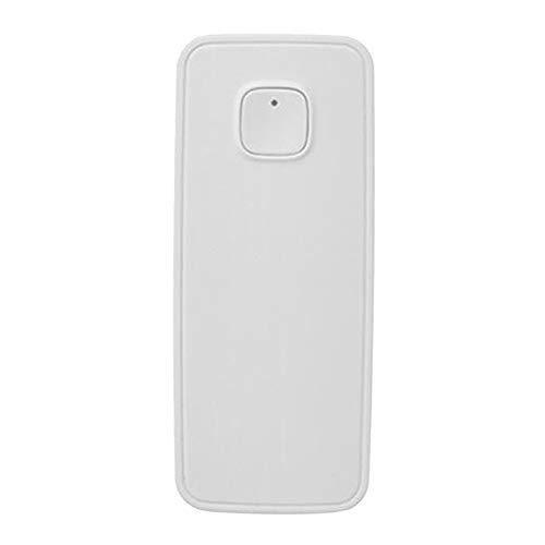 TISHITA APLICACIÓN Smart Home WiFi Puerta Ventana Sensor Detectores de Estado Abierto