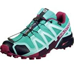 salomon speedcross 4 gtx pink white