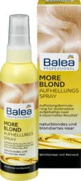 Balea Professional Aufhellungsspray More Blond, 1 x 150 ml