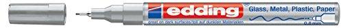 edding Glanzlack-Marker creative 780, 0,8 mm, silber