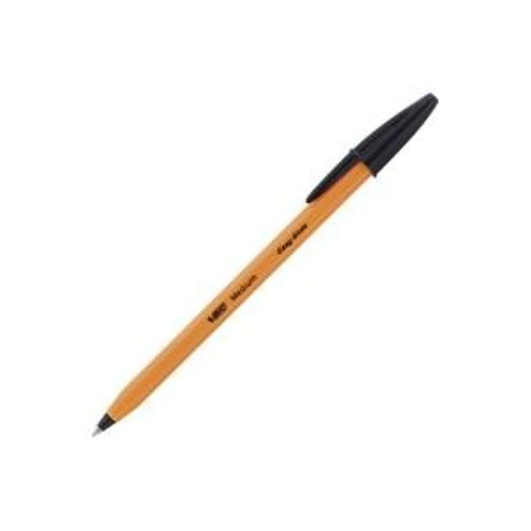 動く家具農業の(業務用3セット)BIC オレンジE-ORMJEG 1.0黒20本 ×3セット ds-1467590