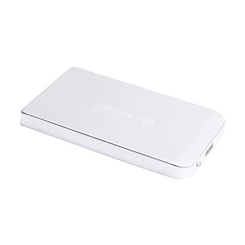 #N/A/a Aleación de Aluminio 60GB 2.5'USB 3.0 Disco Duro Externo HDD SSD para PC Portátil