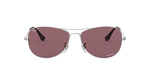 (50% OFF Deal) Ray-Ban Sunglasses – SIL/PUR $107.50