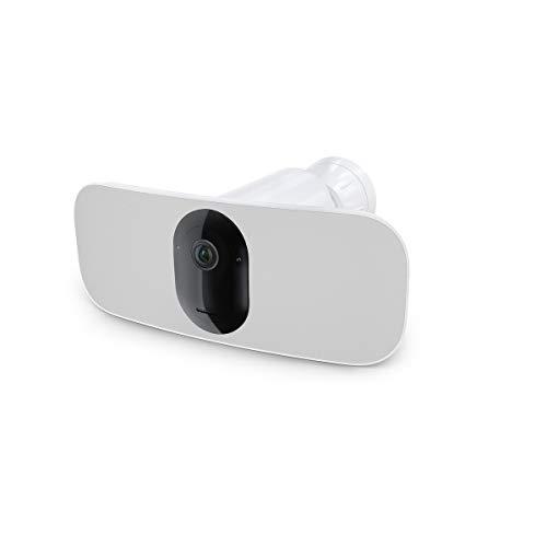 Nouveau - Arlo Pro 3 Floodlight, caméra de surveillance 100% sans fil...