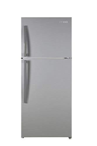 Croma 435L 1 Star Inverter Frost Free Double Door Refrigerator (CRAR2523, Grey)