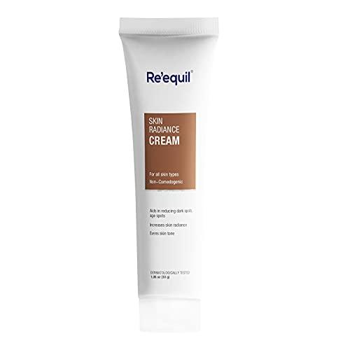 RE' EQUIL Skin Radiance Cream that helps in reducing hyper pigmentation, dark spots, age spots, melasma – 30g