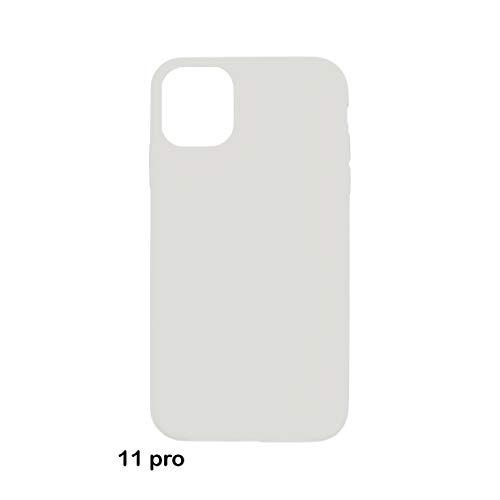 Funda Silicona para iPhone 6 y 6s Silicone Case, Calidad, Textura Suave, Forro Interno Microfibra (Verde-Menta)