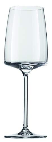 Schott Zwiesel 142151 Sensa Wijnglas Light & Fresh, 0.363 Ltr Kapazität, Transparente, 6 Stück