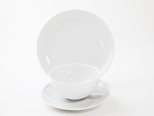 Eschenbach Tee-Gedeck, 3-tlg. Cha-Do Teetasse Geschirr Teebecher NEU OVP