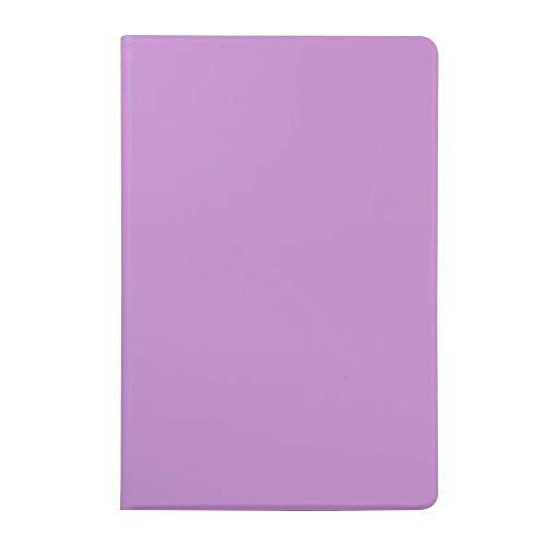 QiuKui Tab Funda para iPad 8 7 Pro 10.5, Tablet Tablet Tablet Fundas PU Soporte de Cuero TPU para iPad 8 7 Pro 10.5 2017 10.2 2020 2019 Air3 Air 3 3RD (Color : Purple, Talla : For iPadAir 3rd 10.5)