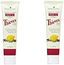 Young Living Thieves Dentarome Plus Toothpaste 4 oz (2-Pack)