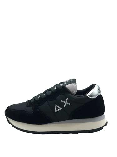 sneakers donna sun68 SUN68 Sneakers Ally Satin Z41202 11 Nero Nero