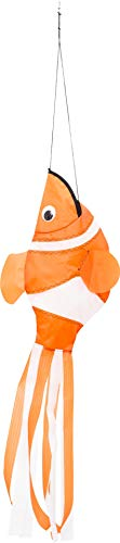 HQ Windsock Clownfish Girouette, Orange
