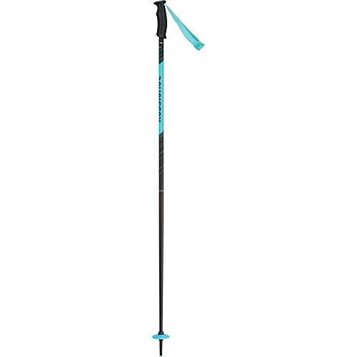 Rossignol Electra Light Black Bastones esquí, Mujeres, Negro, 120