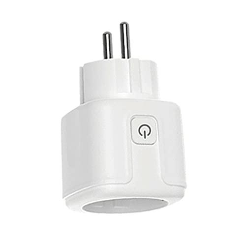 Allayu Tuya Socket WiFi Remoto Interruptor Reloj de Control Prueba 16A de Voz Control de Incendios de alimentación del Enchufe del Enchufe de la UE