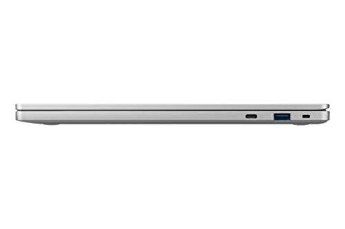 Product Image 1: SAMSUNG XE350XBA-K01US Chromebook 4 + Chrome OS 15.6″ Full HD Intel Celeron Processor N4000 4GB RAM 32GbEmmc Gigabit Wi-Fi, Silver