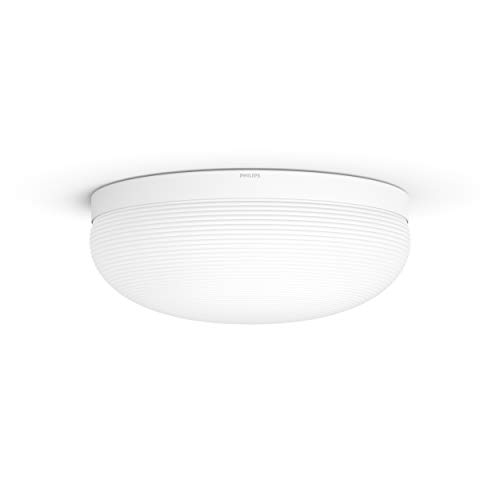 Philips Hue White & Color Ambiance FLOURISH Plafonnier 32 W - Blanc