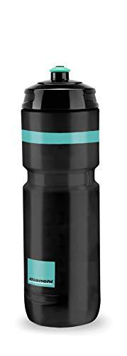Bianchi - Trinkflasche Square 2019 Fassungsvermögen 800 ml Schwarz C9010136