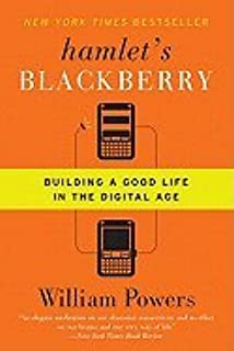 Hamlet's Blackberry (10) by Powers, William [Paperback (2011)]