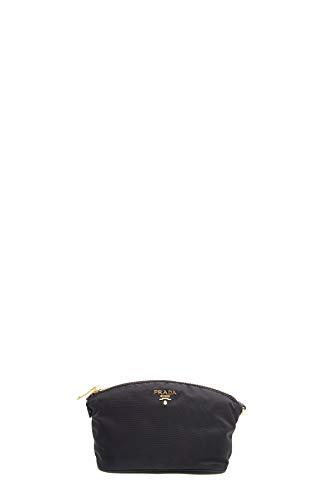 Prada Luxury Fashion Donna 1NE8562AB5F0002 Nero Beauty Case | Autunno Inverno 19