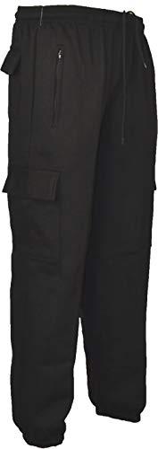 Clothing Unit J1 męskie bojówki bojowe spodnie do joggingu spodnie elastyczny dres joggery siłownia