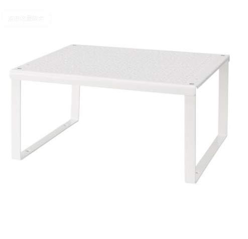 Gxl plank opslag plank Ikea VARIERA staal, wit, 32 X 13 X 16 Cm (kleur: 32CM*13CN*16CM)