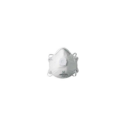 Masque coque avec valve FFP2 SL - Vendu par 10 - MP Hygiene