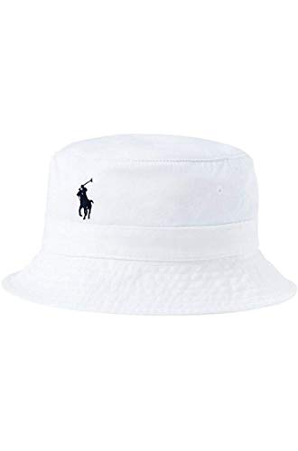 Polo Ralph Lauren - Ralph Lauren - Gorro para Hombre Blanco...