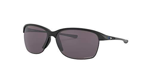 Product Image 2: Oakley Women's OO9191 Unstoppable Rectangular Sunglasses, Matte Black/Prizm Grey, 65 mm
