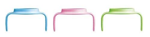 MAM 62832000 - Hold My Cup Griffe für MAM Trinkbecher Learn to Drink Trainer 2 Stück farblich sortiert